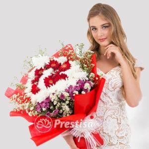 Hand Bouquet-TNG 118-1-1