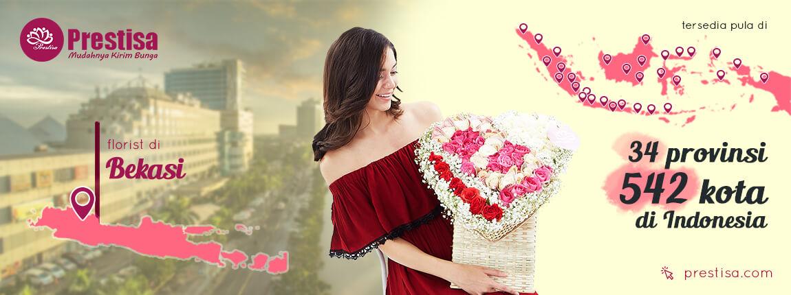Karangan Bunga Wedding Mustika Jaya