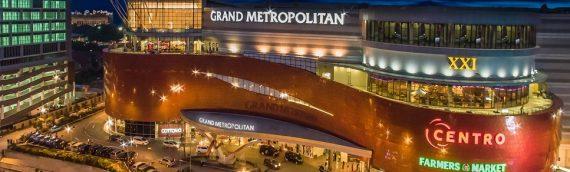 Toko Bunga Grand Metropolitan Mall