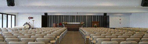 Toko Bunga Gereja Santa Maria Regina