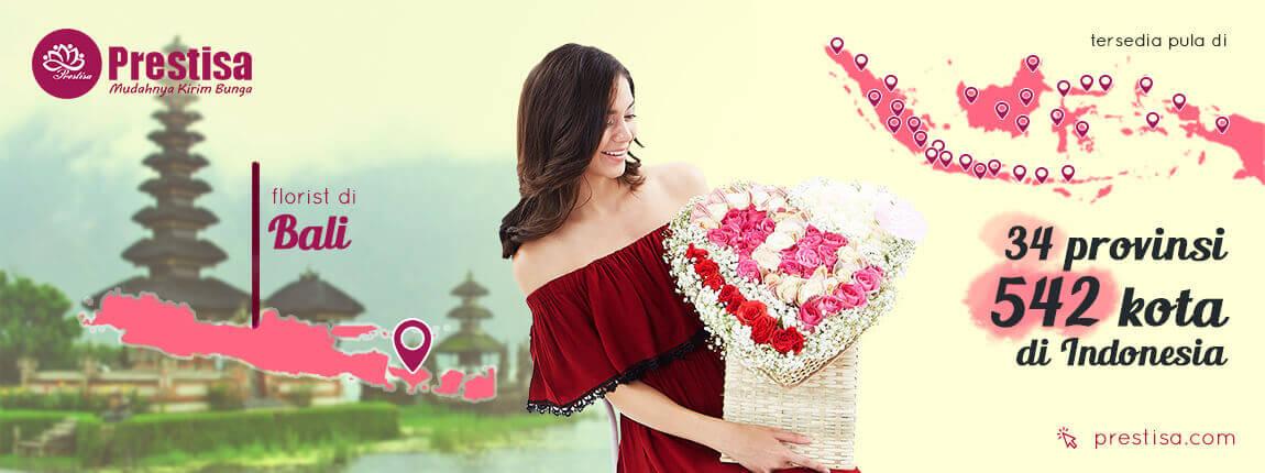 Toko Bunga Bali Florist Online Terbaik di Bali