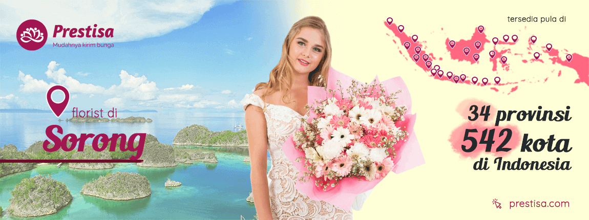 Jual Bunga Valentine Sorong - Florist di Sorong  0bf48d410b