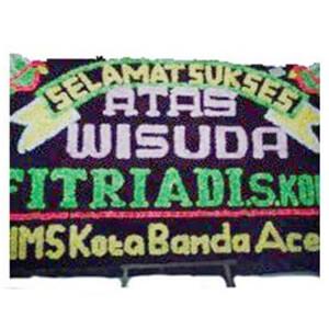 Toko Bunga Aceh, Palembang, Pekanbaru NAD-01