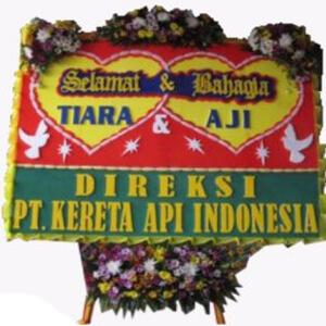 Toko Bunga Palembang PLG W 04