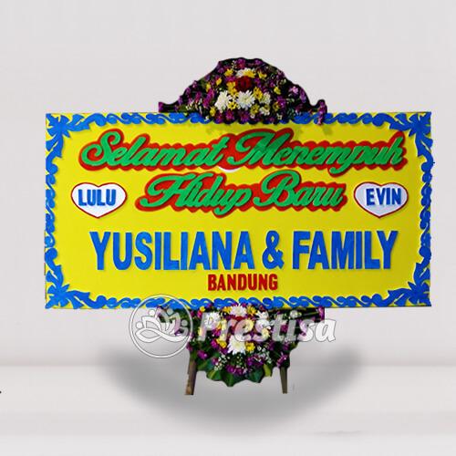 Toko Bunga Sumedang BP W 08