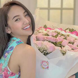Bunga Bouquet Cantik