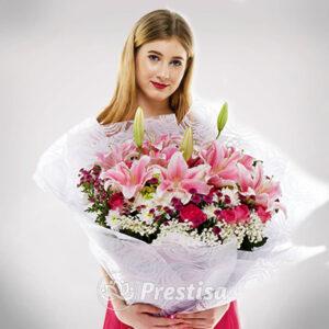 Hand Bouquet 119-2