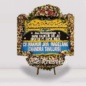 Karangan Bunga Papan Toko-Bunga-Bandung-BP-436