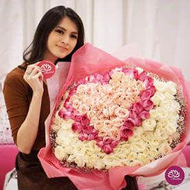 Toko Bunga Online Bouquet