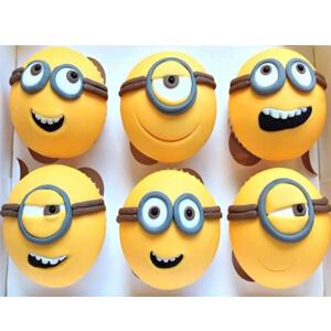 Toko Kue Cupcake-Minions