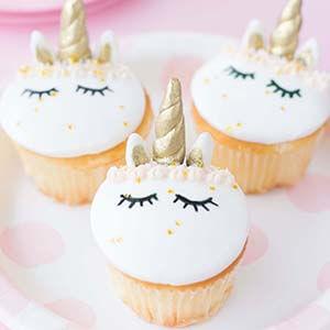 Toko Kue cupcake-unicorn