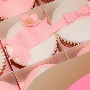 Cupcake Baby Shower