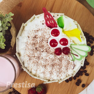 Basic Tiramisu Cake