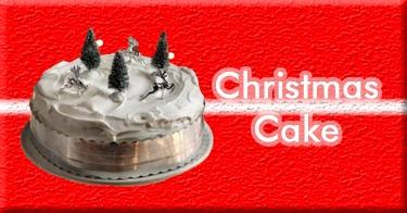 Jual Christmas Cake