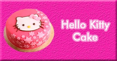 Jual Hello Kitty Cake