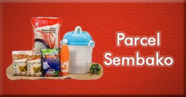 Jual Parcel Sembako