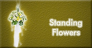 Karangan Bunga Standing Flowers