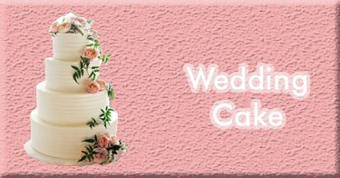Jual Wedding Cake