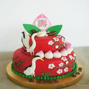 Cake Imlek