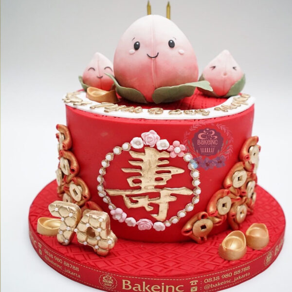 imlek cake
