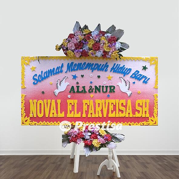 karangan bunga cilacap 7
