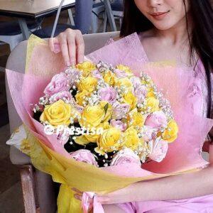 Sweet Round Bouquet