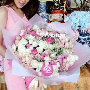 Pink Vaganza Bouquet
