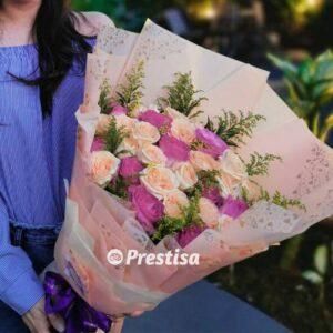 Pink Pastel Bouquet