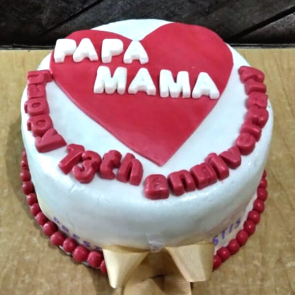 Anniversary Cake Bekasi