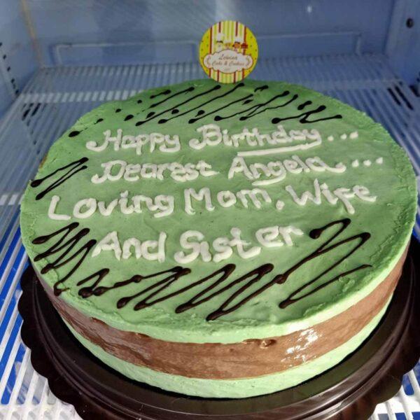 Avocado Cake Bandung