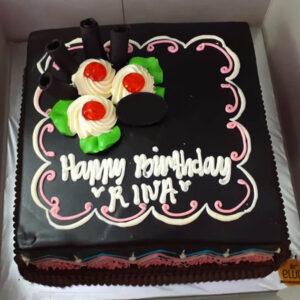 Basic Choco Cake Bekasi