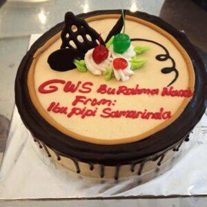 Basic Choco Cake Tangerang