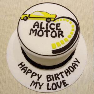 Car Cake Bogor