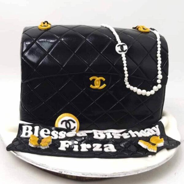Chanel Bag Cake Bandung