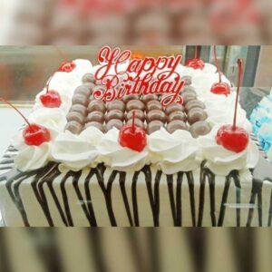 Choco Ball Cake Semarang