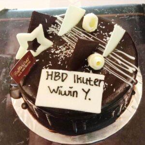 Choco Cake Bogor