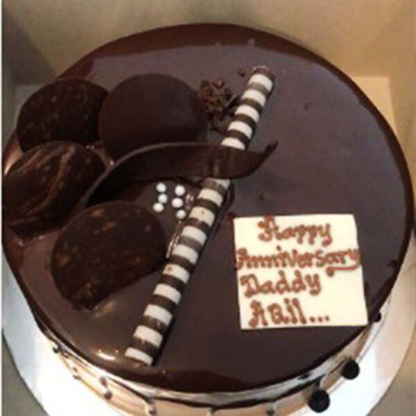 Choco Cake Palembang