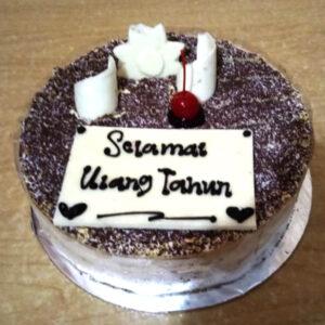 Choco Cake Round Bekasi