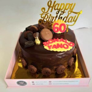 Choco Cake Surabaya