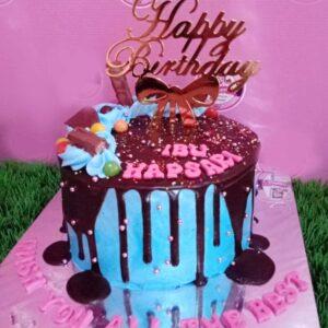 Choco Drip Cake Bogor