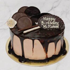 Choco Drip Cake Semarang