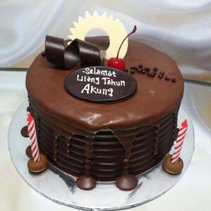 Choco Drip Cake Tangerang