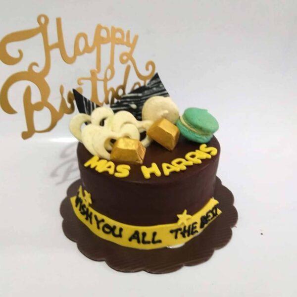Choco Love Cake Surabaya