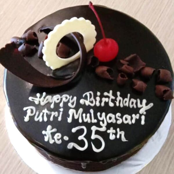 Choco Swirl Cake Bogor