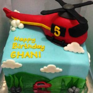 Chopper Cake Bekasi