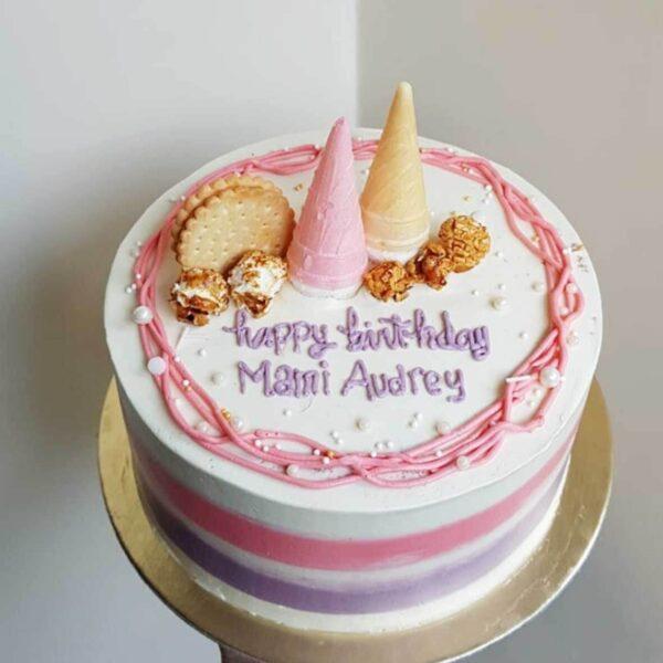 Cookies Cream Cake Semarang