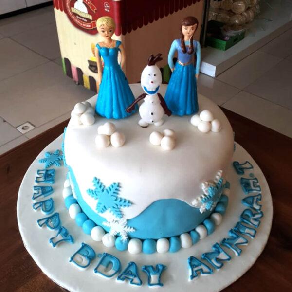 Frozen Cake Bekasi