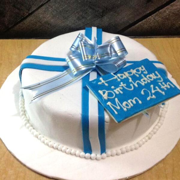 Gift Wrap Cake Bekasi
