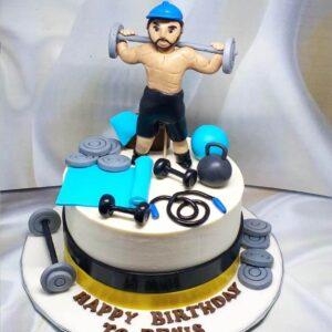 Gym Cake Bogor