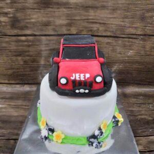 Jeep Car Cake Surabaya